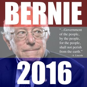 Bernie Sanderes For the People