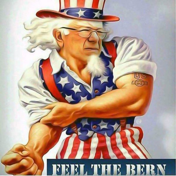 Feel The Bern 3