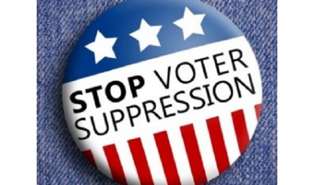 Stop Voter Suppression
